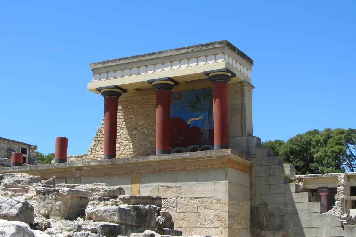 Excursion 1 Knosos - Heraklion Archaeological Museum - City of Heraklion