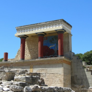 Excursion 1 Knosos - Heraklion Archaeological Museum - City of Heraklion